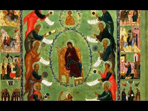 Похвала Пресвятой Богородицы (Великий акафист, читаемый в субботу Акафиста)