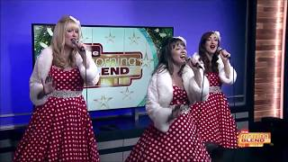 "The Manhattan Dolls - Clips from ""Christmas with the Dolls!"""