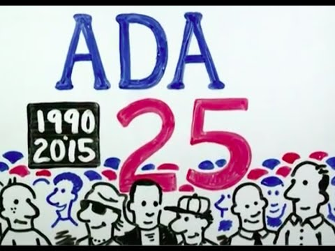 """""""Celebrate 25 Years of the ADA"""" by tpt's David Gillette (Expanded Audio Description)"""