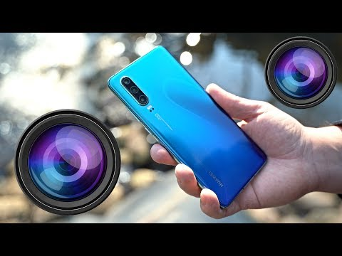 Huawei P30 Review - Better Than the P30 Pro?