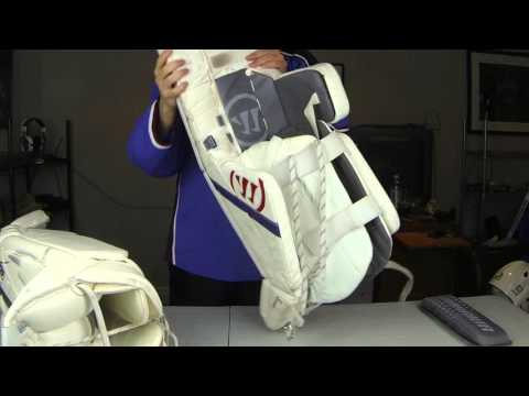 What's in the gear bag? Ice hockey goalie equipment overview 2016