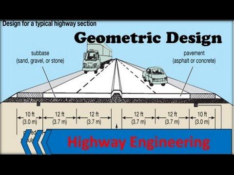 Geometric Design of Highway