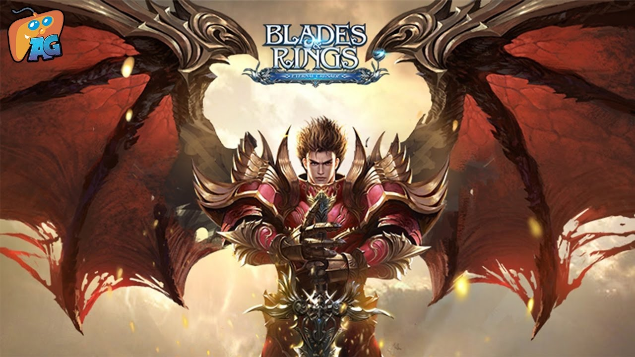 Blades and Rings MMORPG (By 37GAMES) HD Gameplay [AndroGaming] - YouTube