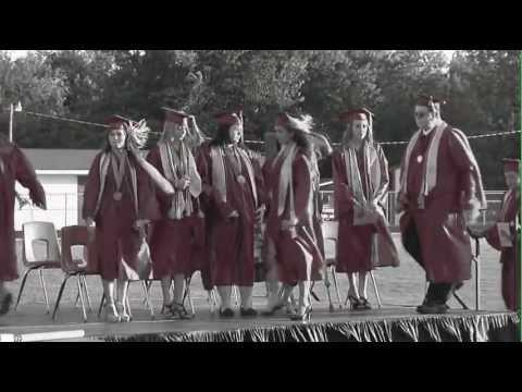 Wynnewood High School Graduation 2011 preview