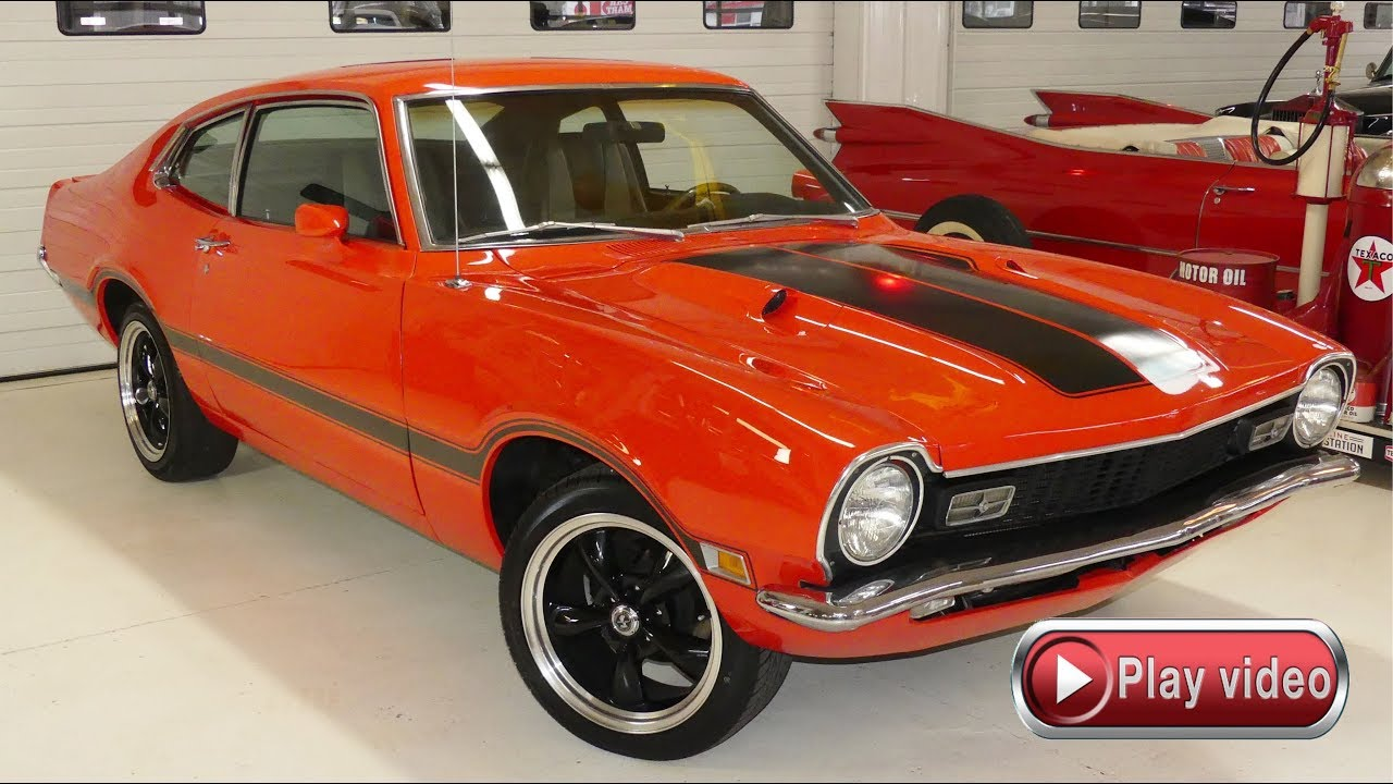 1971 Ford Maverick Custom 302 5 Speed Hot Rod Youtube