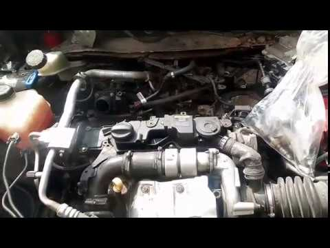 Ford Ecosport injector fitting part 2