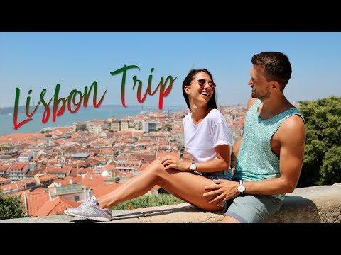 LISBON TRIP [GoPro Hero 5] - TWO-TRAVELERS - Travel & Lifestyle Blog