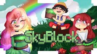 SKYBLOCK NO PREMIUM Ep7 - Nueva familia con Pancri y Sel