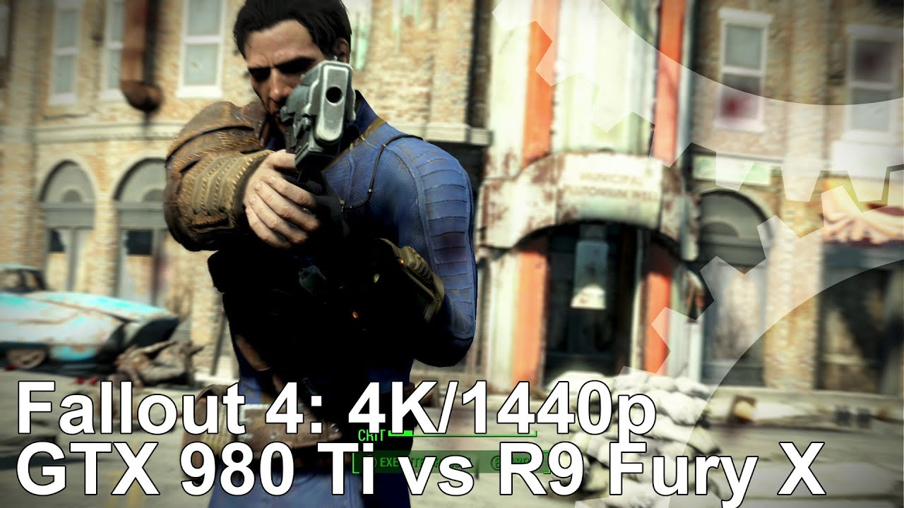 What does it take to run Fallout 4 at 1080p60? • Eurogamer net