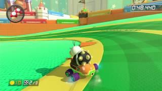 GBA Ribbon Road - 1:44.959 - νƒ◆Carson (Mario Kart 8 World Record)
