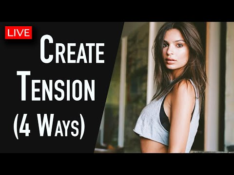 4 Ways To Create Tension & Ignite Her S-E-X Drive