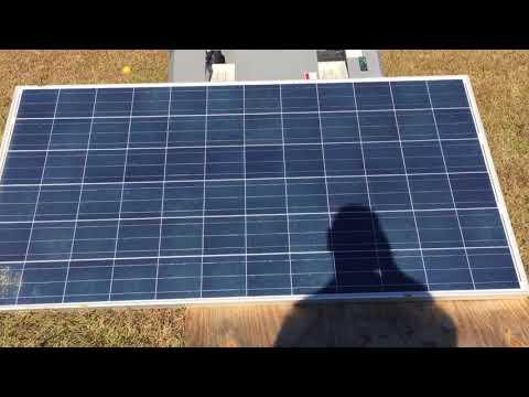 48v ultracapacitor on solar using outback power inverter