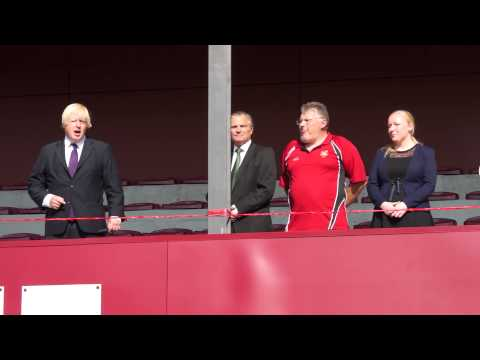 SCRFC Stand Opening HD