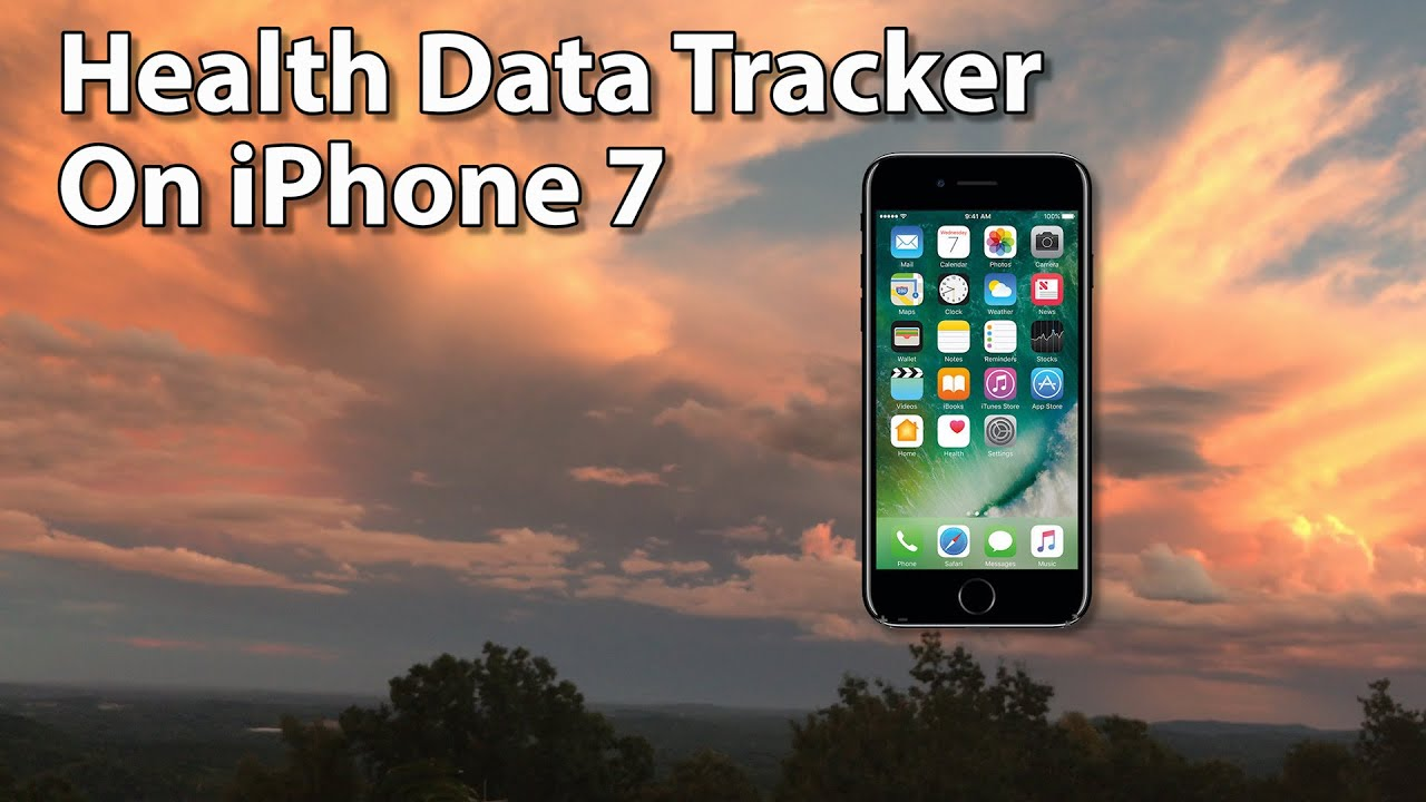 Iphone 7 tracker