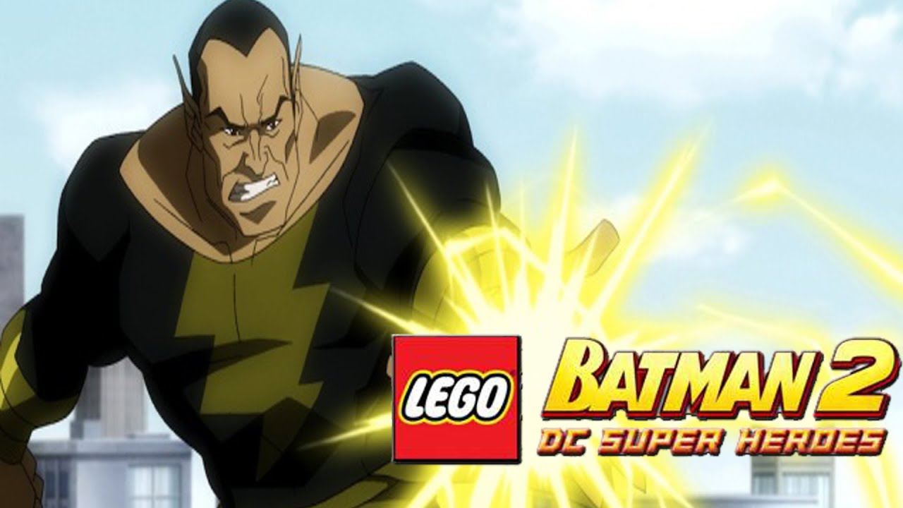 Pics For > Lego Black Adam