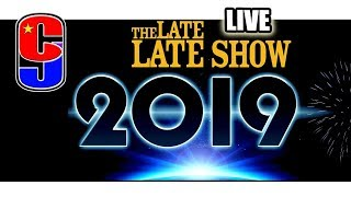 China Guitar Sceptic Late Late New Years Live Show