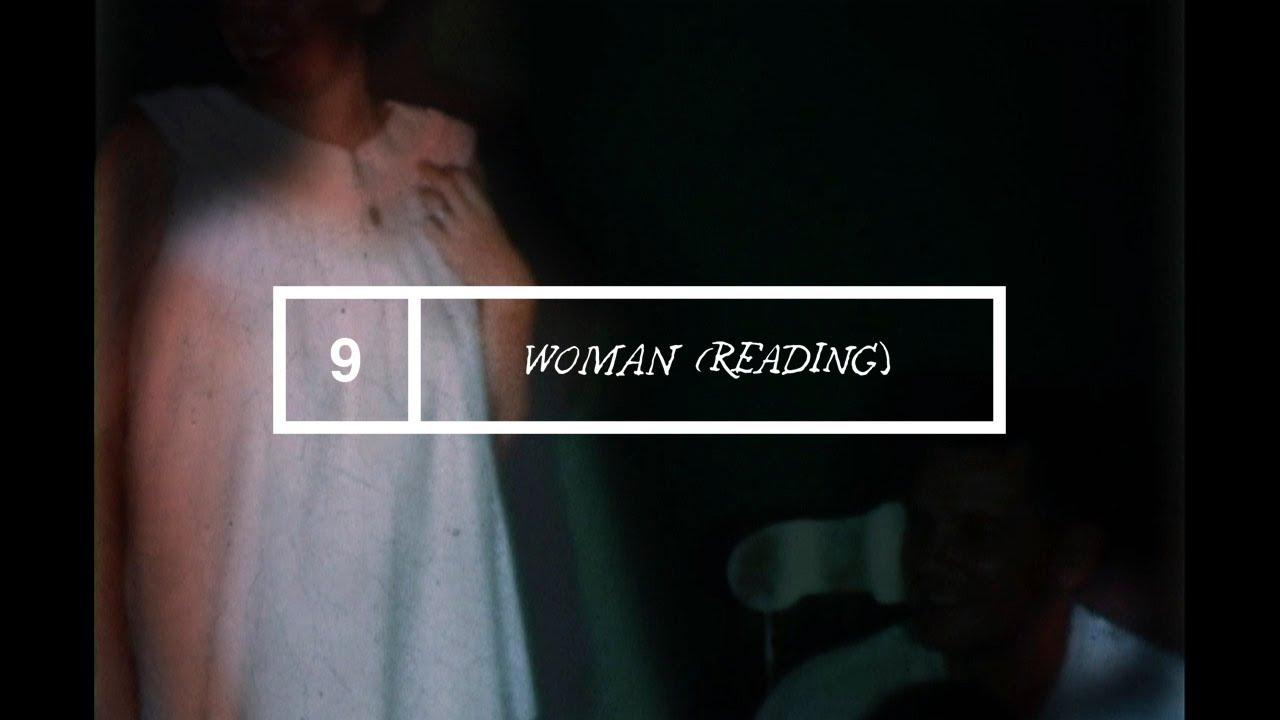 Woman Reading Youtube