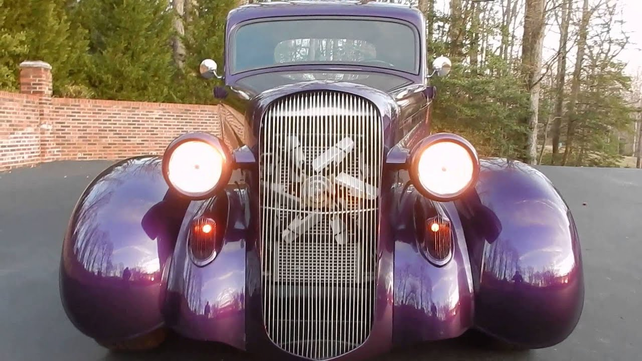 1936 Dodge Brothers Coupe For Sale Old Town Automobile In