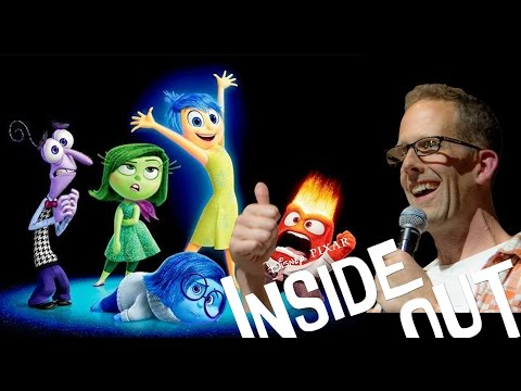 Inside Out: Pixar's Pete Docter talks how 11 yr old daughter inspired the animated movie