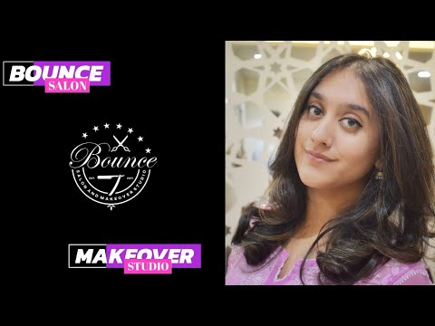 LORÉAL || Hair Spa experience at Bounce Salon ||