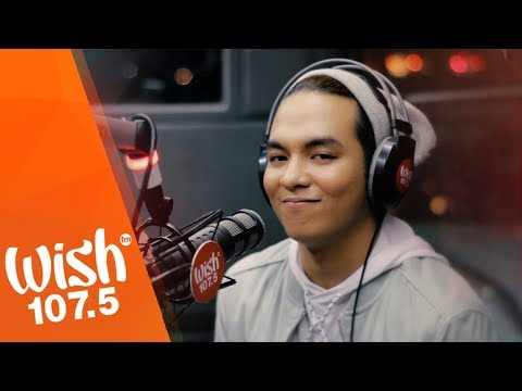 "Sam Mangubat Performs ""Carry On"" LIVE On Wish 107.5 Bus"