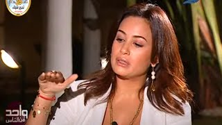 الليثى يحرج هند صبرى : ادوارك كلها اثارة جنسية واعتبروك ممثلة اغراء !