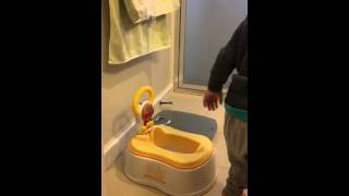 Anpanman potty training seat from Japan