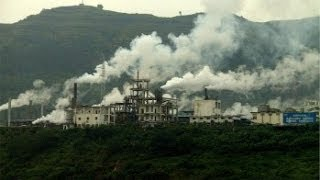Chinese Farmers Face Huge Pollution Problem