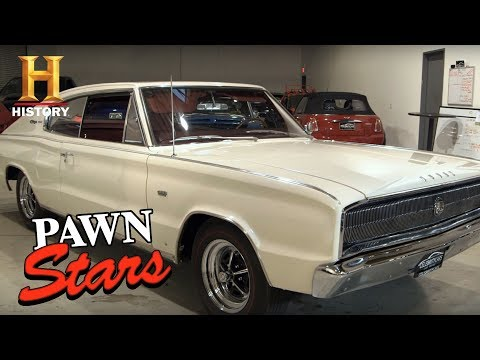 Pawn Stars: 1966 Dodge Charger with Hemi Engine (Season 14) | History