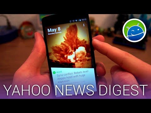 Yahoo News Digest for Android