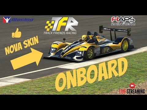 Iracing ILMS | Week #08 Silverstone Grand Prix | Novo Layout Honda HPD LMP2