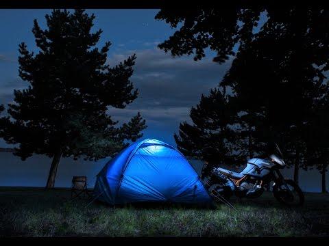 Slovakia - Motorbike Trip - Kawasaki KLE 500