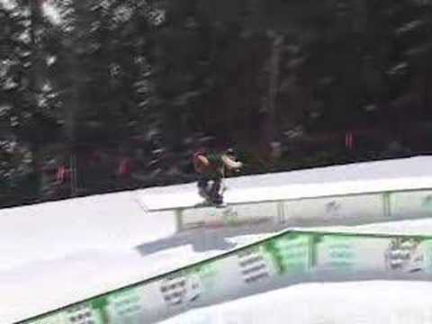 Huck, Rock and Roll slopestyle event at A-Basin