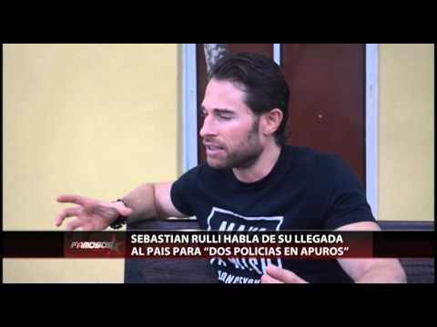 Entrevista en Famosos Inside con Sebastian Rulli