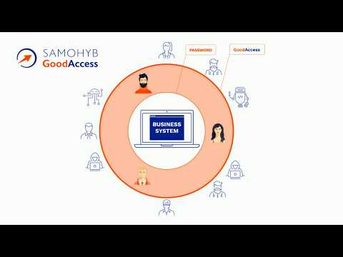 Business VPN with Dedicated IP for Teams | Samohyb GoodAccess