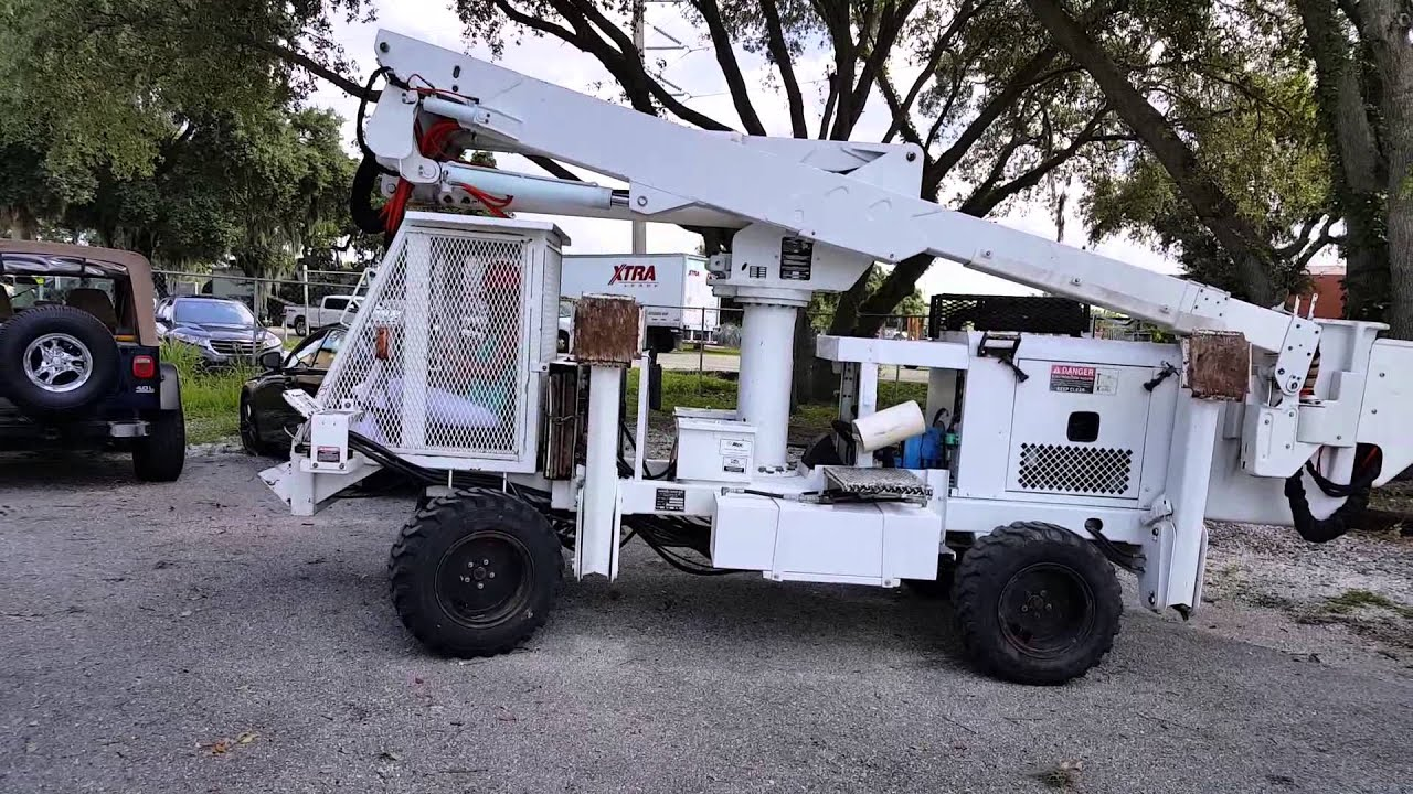 backyard bucket lift for sale