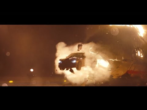 Fast & Furious 6 Plane Explosion Scene