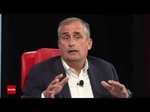 Intel CEO Brian Krzanich | Full interview | Code 2017