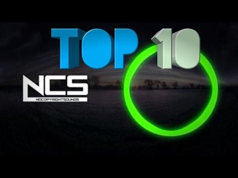 TOP 10 MUSICAS NCS (FUNDO DE VIDEO)