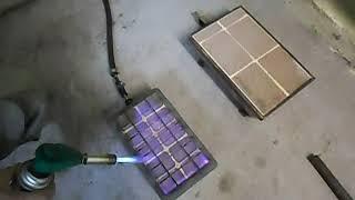 Газовый керамический инфракрасный обогреватель