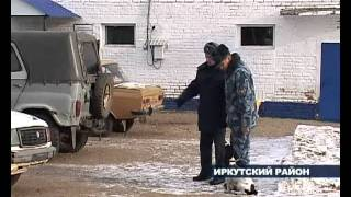 Обучение кинологов в ГУФСИН по Иркутской области
