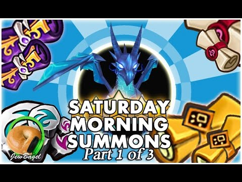 Download SUMMONERS WAR : Saturday Morning Summons - 400+ Mystical, LD & Legendary Scrolls - (11/19/16 - 1of3)