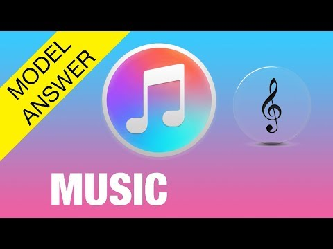 MUSIC - IELTS Sample Speaking Test 8.0+ Tape Script