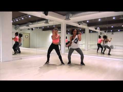 "Samantha J ""Tight Skirt"" Zumba® choreo by Asiatikilla @SalsAlianza"