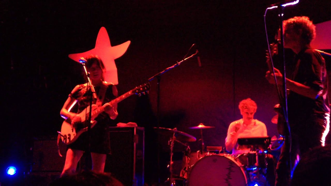 Blonde redhead dr abstract