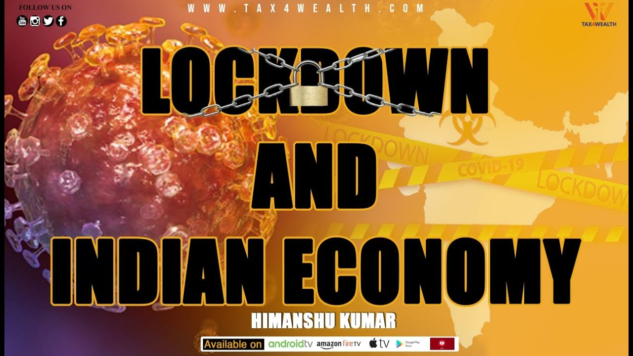 Indian Economy and Lock Down Impact in India in Hindi | Jobs at Risk and Sector which are Hiring