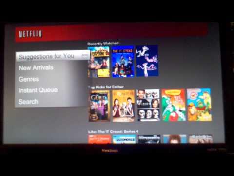 Netflix App On Boxee