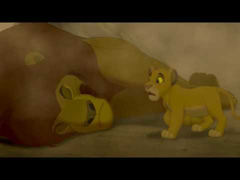 The Lion King Mufasa S Death Reverse Youtube