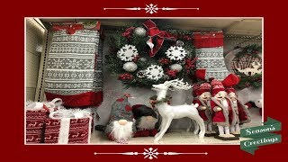 Shop With Me Christmas Home Decor At Big Lots! 2018