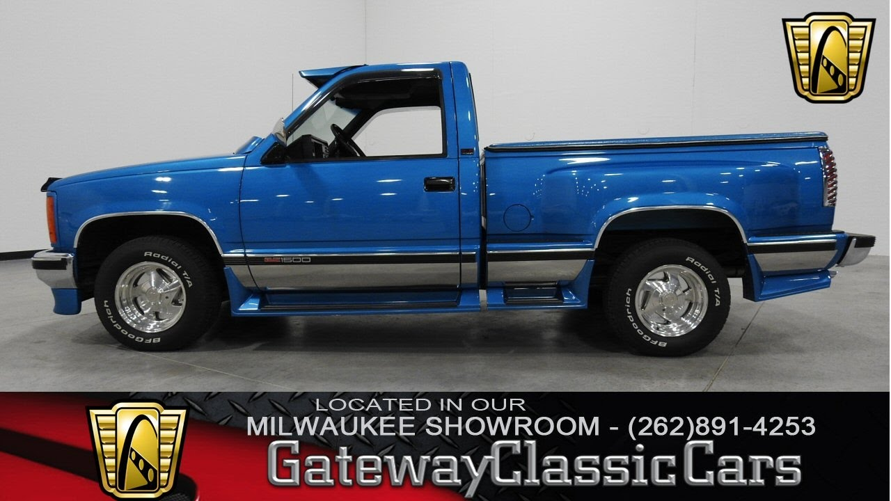 1991 Gmc Sierra >> 1991 Gmc Sierra 1500 Now Featured In Our Milwaukee Showroom 141 Mwk